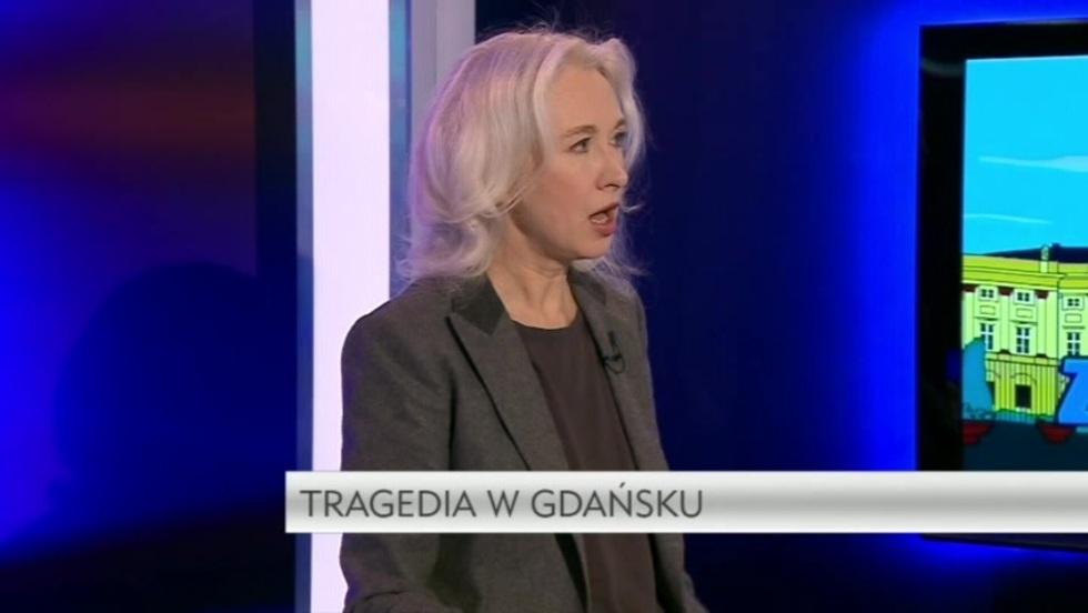 Krzywe zwierciadło - Manuela Gretkowska