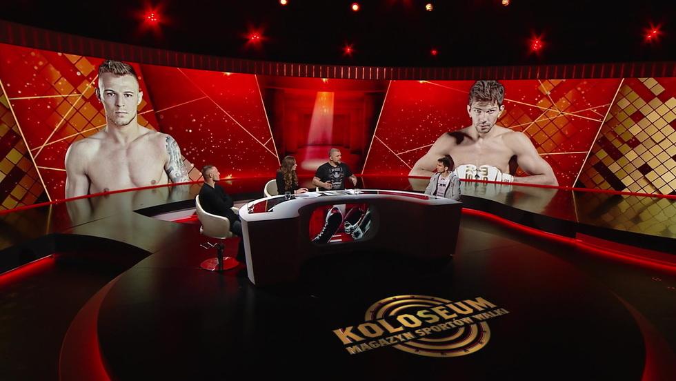 Koloseum - Magazyn sportów walki 17.12.2020